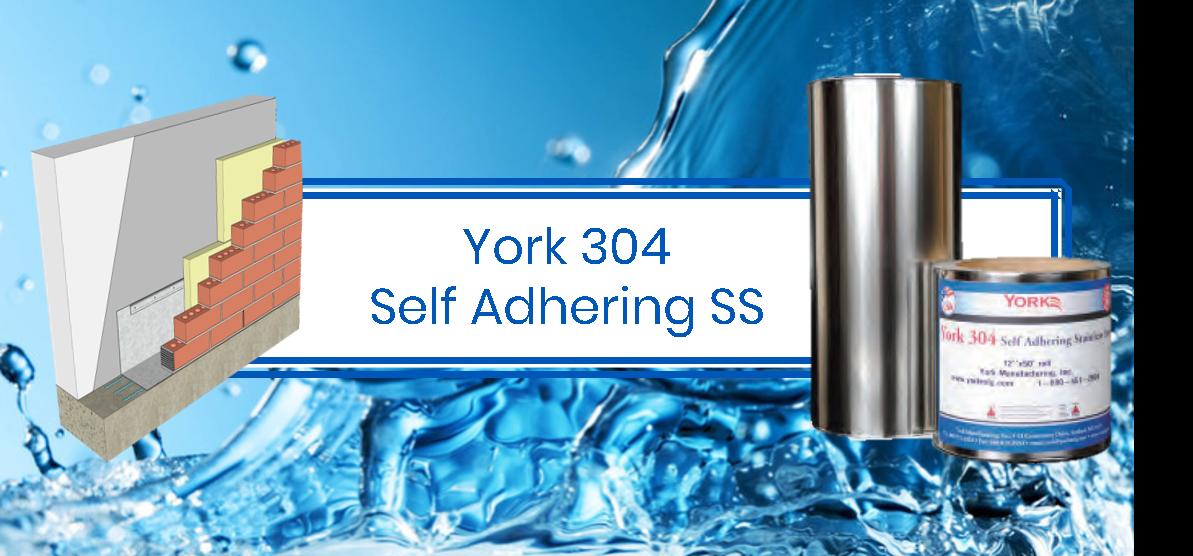 York 304 York Flashings